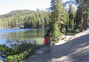 mammoth lakes trails and the backcountry